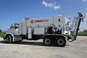 Volumetric concrete mixers, concrete pumping & mixing equipment
